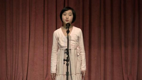 20100307 CSD Speech Contest 27 朱華玉