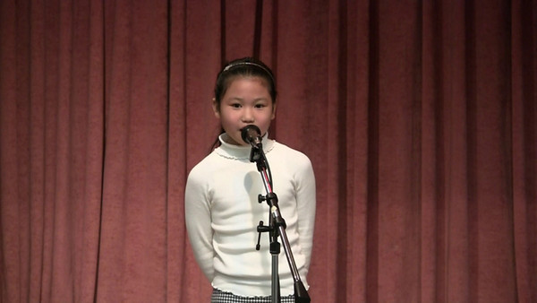 20100307 CSD Speech Contest 18 董佩安