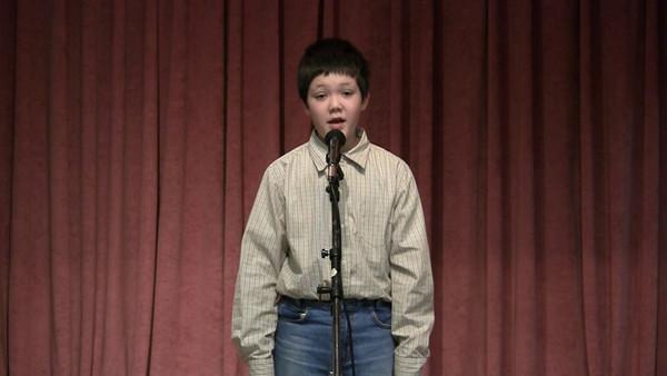 20100307 CSD Speech Contest 07 勞甫