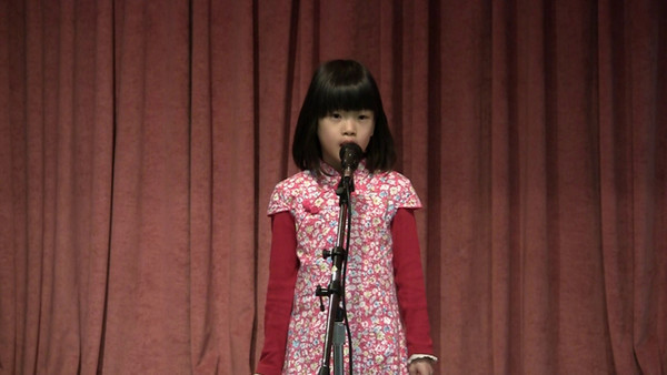 20100307 CSD Speech Contest 01 李想