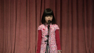 20100307 CSD Speech Contest 01 李想