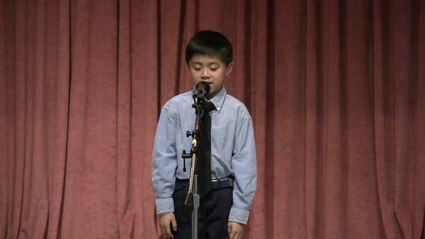 20100307 CSD Speech Contest 22 王宗文