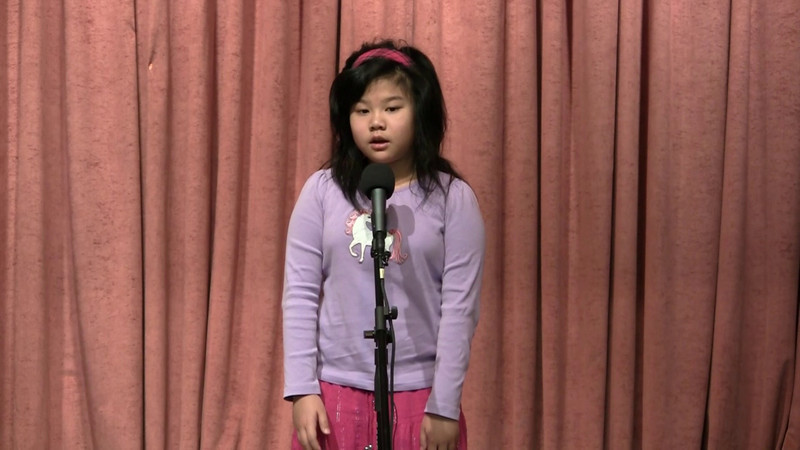 20110227 CSD Speech Contest Junior 07