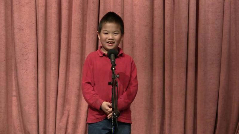 20110227 CSD Speech Contest Junior 14