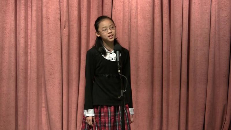 20110227 CSD Speech Contest Junior 08
