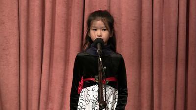 20110227 CSD Speech Contest Junior 01