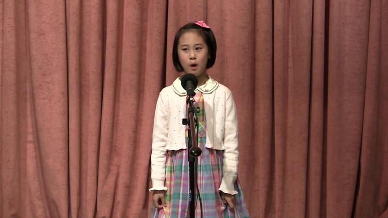 20110227 CSD Speech Contest Junior 13