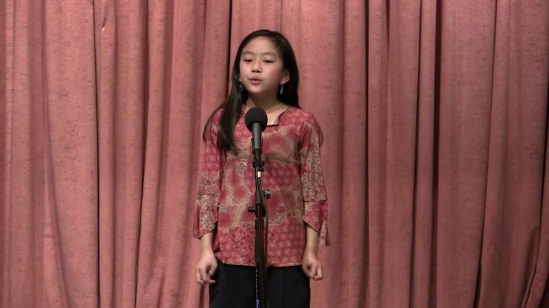 20110227 CSD Speech Contest Junior 10