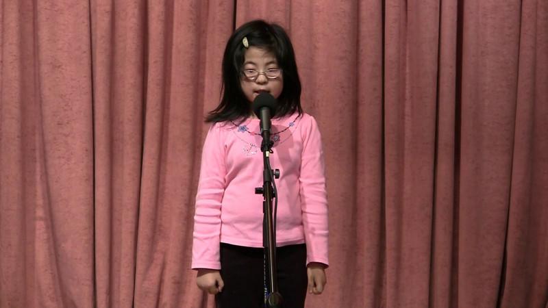 20110227 CSD Speech Contest Junior 11