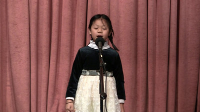 20110227 CSD Speech Contest Junior 02
