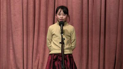 20110227 CSD Speech Contest Junior 12