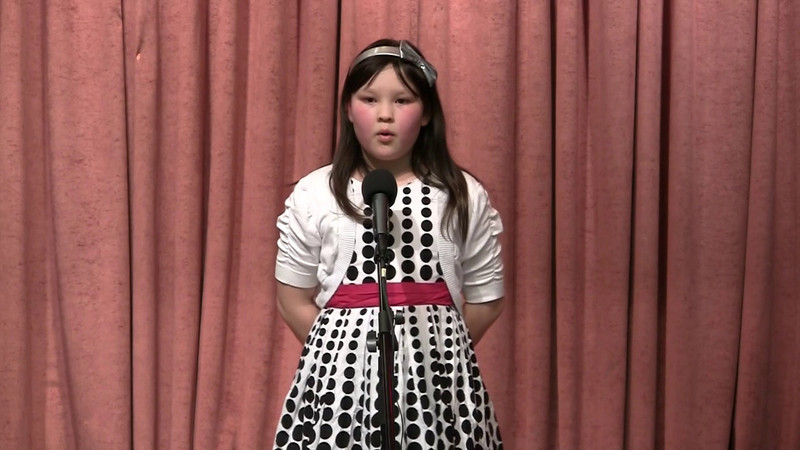20110227 CSD Speech Contest Junior 17