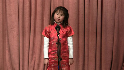 20110227 CSD Speech Contest Junior 15