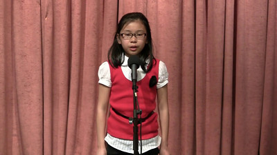 20110227 CSD Speech Contest Junior 03