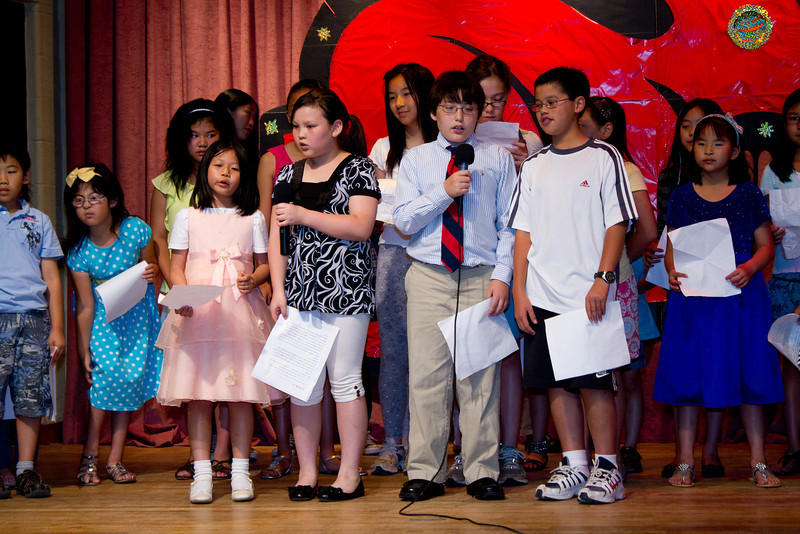 2A and 5A今年夏天 - 獻給畢業生的祝福 (special program dedicated for graduates)  Chinese School of Delaware 2011 Commencement Ceremony, 6/5/2011