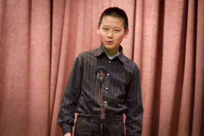 CSD Speech Contest