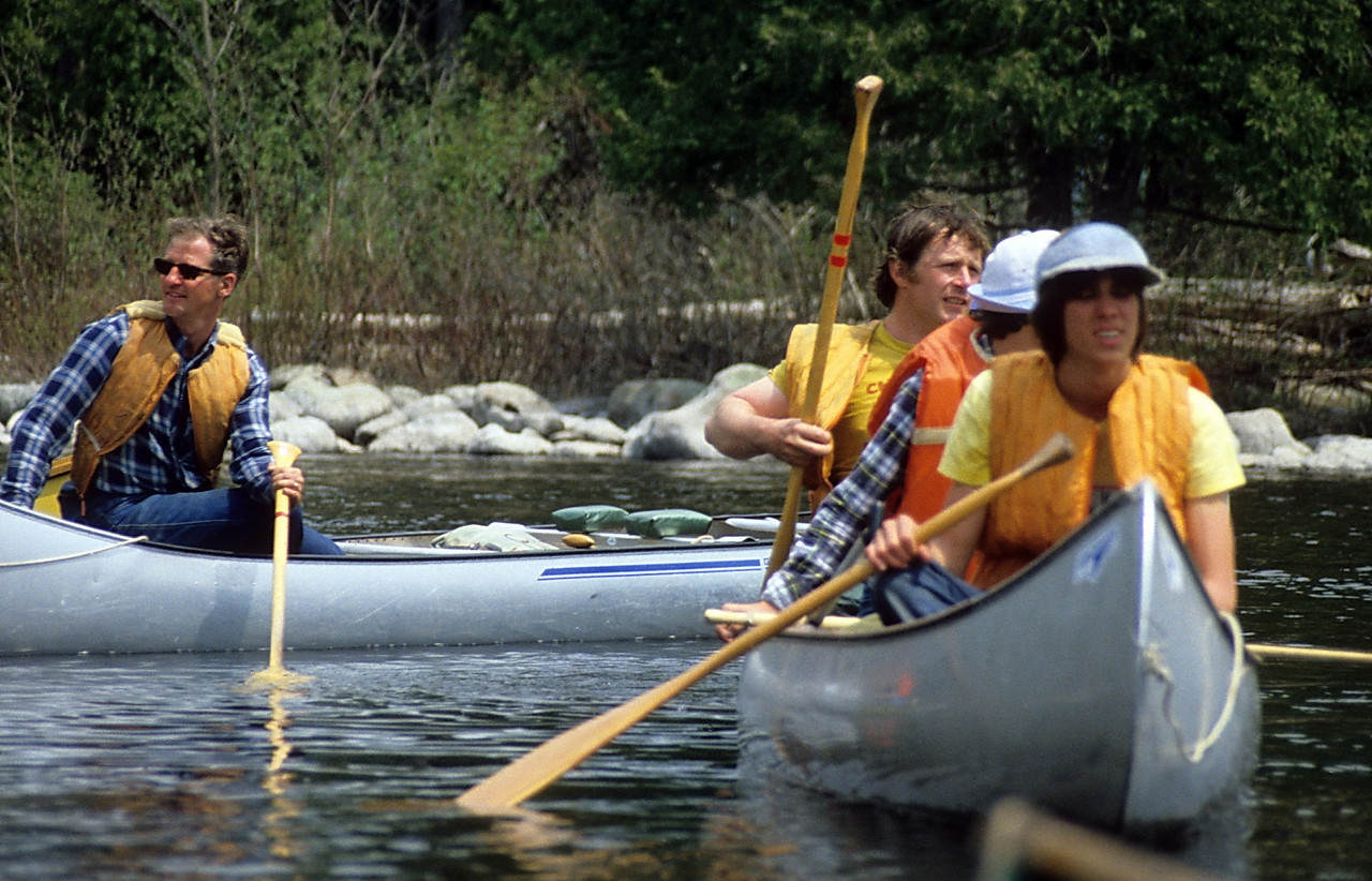 David Champerlain (left), Nolton Potter (right rear and RIP).  Rest I don't remember.