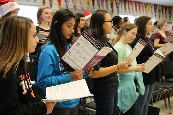 Choir Practice First Semester