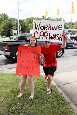 CMB 2014 Car Wash