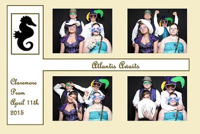 Claremore Prom 2015