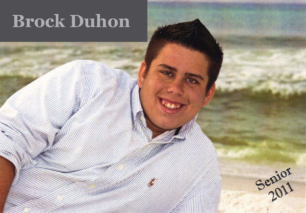Brock Duhon - LCM