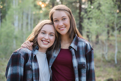 S E N I O R S | Class of 2019 Maddie and Izzy-3