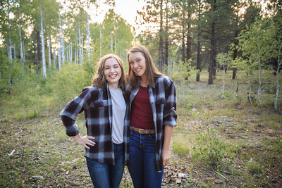 S E N I O R S | Class of 2019 Maddie and Izzy-13