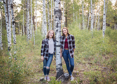 S E N I O R S | Class of 2019 Maddie and Izzy-15