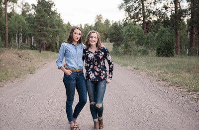 S E N I O R S | Class of 2019 Maddie and Izzy-20