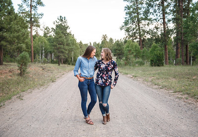 S E N I O R S | Class of 2019 Maddie and Izzy-18