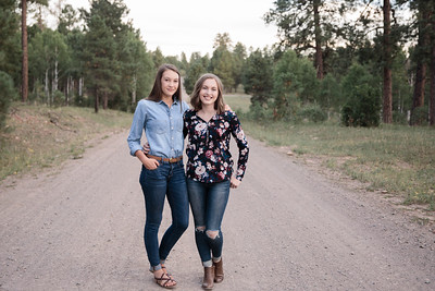 S E N I O R S | Class of 2019 Maddie and Izzy-19