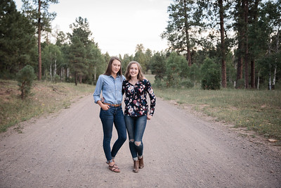 S E N I O R S | Class of 2019 Maddie and Izzy-22