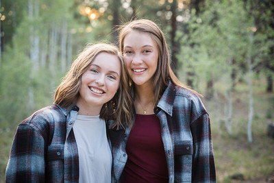 S E N I O R S | Class of 2019 Maddie and Izzy-4