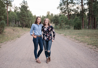 S E N I O R S | Class of 2019 Maddie and Izzy-21