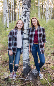 S E N I O R S | Class of 2019 Maddie and Izzy-17
