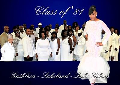 Class of '81, LG/K/L