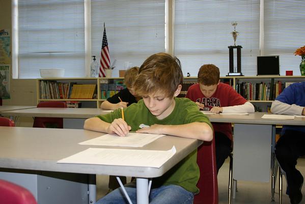classroom pics 2011
