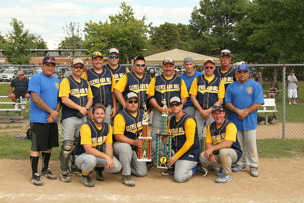 Cleveland Hill Fire Dept Softball