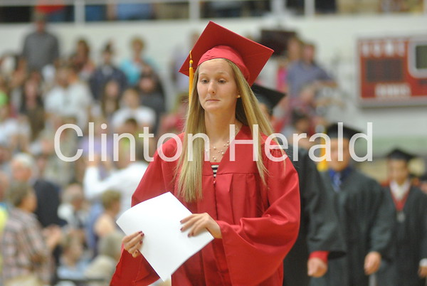 2014 Clinton High Graduation