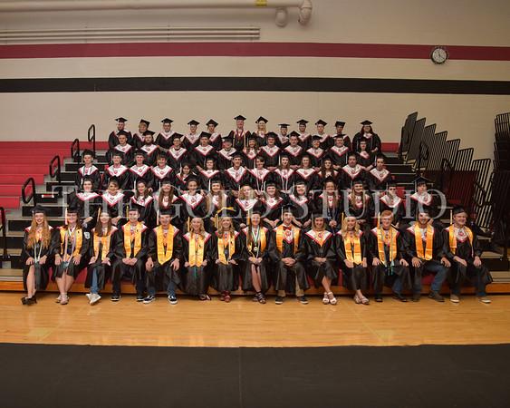 Coal Grove High School Diploma's 2017