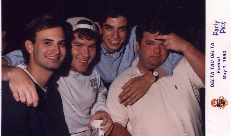 Ricky, Kit, Orlando, Chap