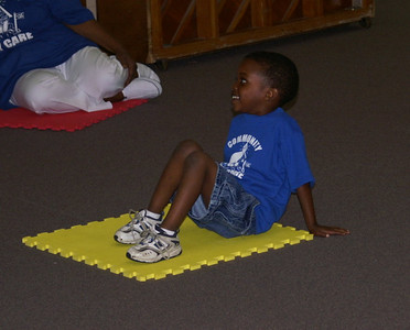 Community Daycare Spring Program