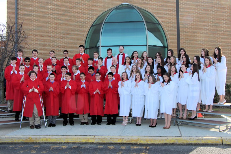 St. Benedict 2015 Confirmation
