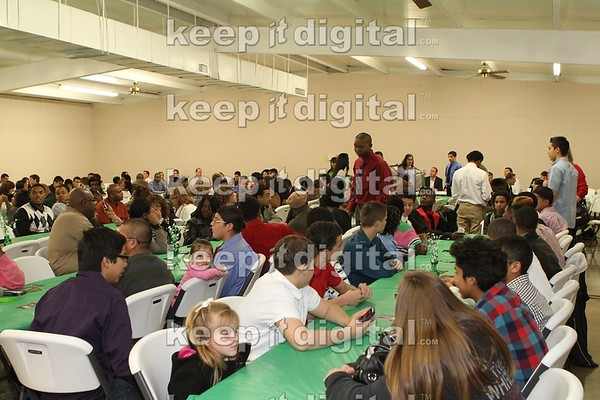 Connally Fball Banquet 2012-13