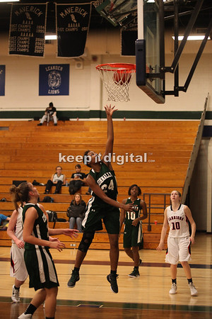 Connally Girls BBall Gm 11-18-11