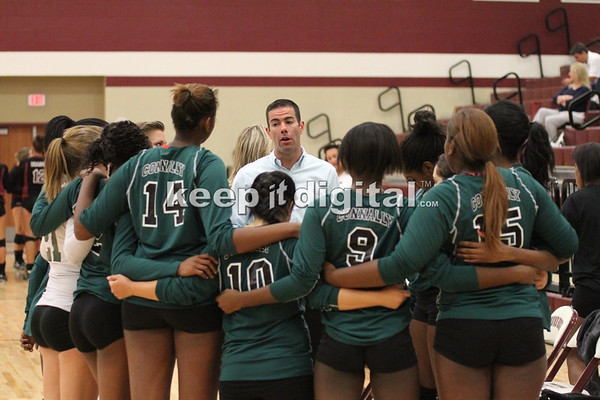 Connally vs RRHS VBall 09_06_11