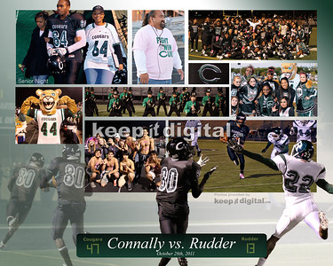 Connally vs Rudder Football 10_28_11