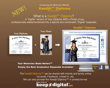 2013 Crockett Keedjit™ Diploma Proof Photos
