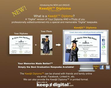 2015 Crockett Keedjit™ Diploma Proofs