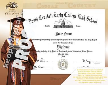 2018 Crockett Keedjit Diploma Proofs